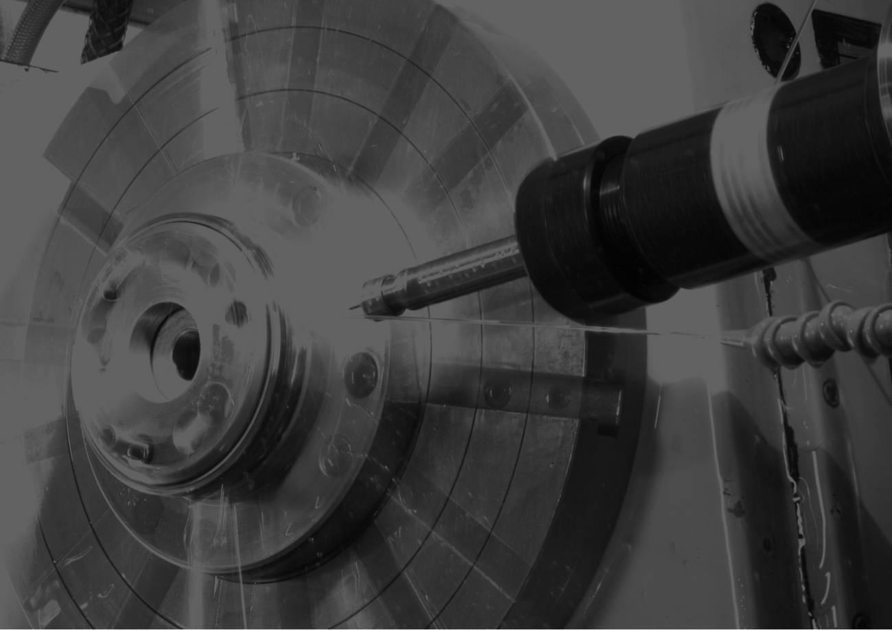 Precision machine drill